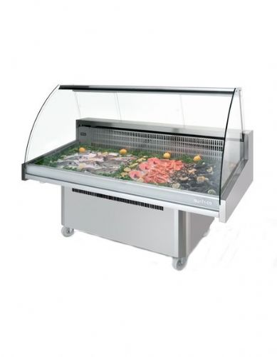 Infrico Malaga Fish Display Case - VML1500